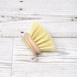 Eco Living Natural Bristle Dish Brush Head Replacement