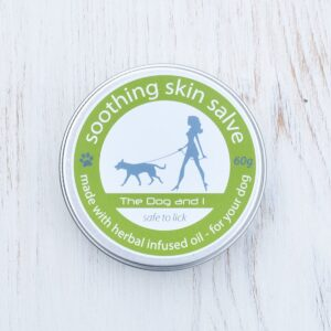 The Dog And I Natural Dog Soothing Skin Salve
