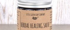 Little Green Soap Company Natural Herbal Healing Salve