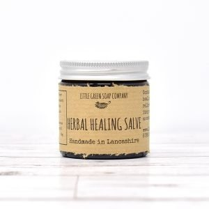 Little Green Soap Company Herbal Healing Salve