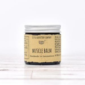 Little Green Soap Company Muscle Balm