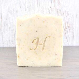Hatton Soap bar, honey and oatmeal soap bar, vegan friendly, plastic-free,
