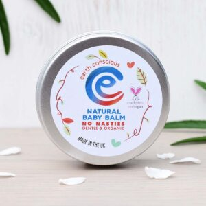 Earth Conscious Natural Vegan Baby Balm