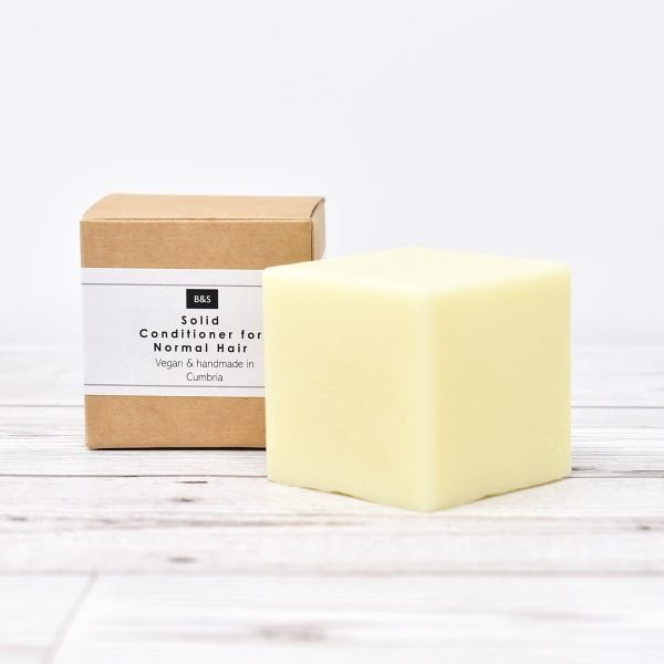 Bain & Savon Normal Hair Conditioner Bar