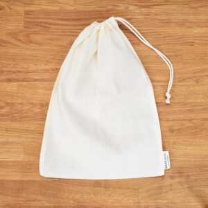 A Slice of Green Organic Cotton Nut Milk Bag