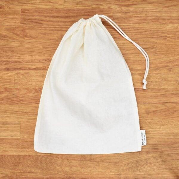 A Slice of Green Organic Cotton Nut Milk Bag