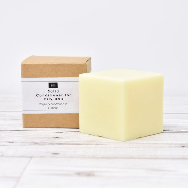 Bain & Savon Oily Hair Conditioner Bar