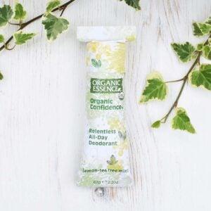 Organic Essence Lemon & Tea Tree Natural Deodorant Stick