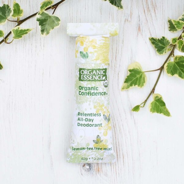 Organic Essence Lemon & Tea Tree Natural Deodorant Stick