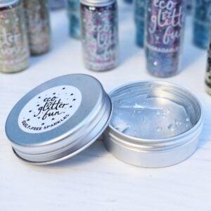 Eco Glitter Fun Organic Aloe Vera Gel