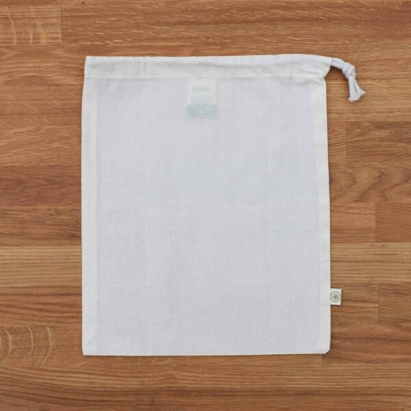 A Slice of Green Medium Sized Organic Cotton Produce Bag