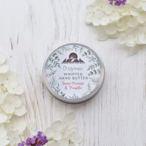 Peace With The WildOrganic Whipped Hand Butter