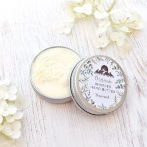 Peace With The Wild Organic Whipped Hand Butter Unscented