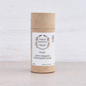 Happy Holistics Fresh Organic Deodorant Balm
