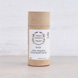 Happy Holistics Fresh Organic Deodorant Balm