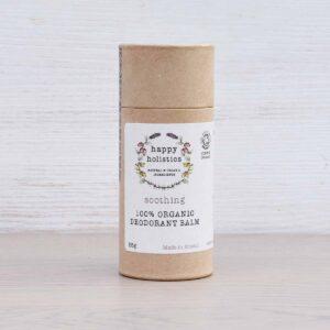 Happy Holistics Soothing Organic Deodorant Balm
