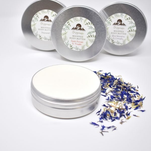 Peace With The Wild Organic Luxury Whipped Body Butter
