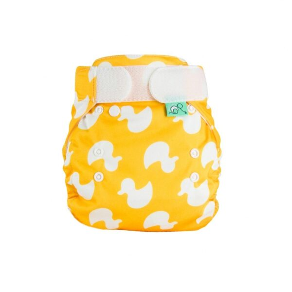 Totsbots Waddle Print PeeNut Cloth Nappy Wrap