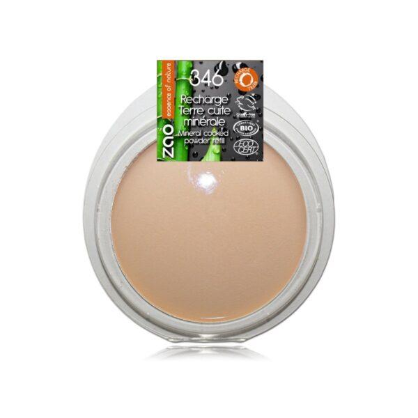 Zao Bright Complexion Powder Refill