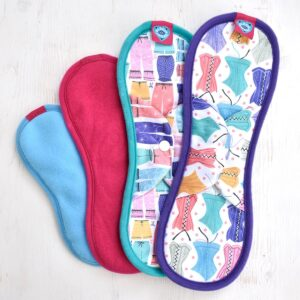 Bloom & Nora , Bloom and Nora, Reusable Sanitary Pads, Bloomers Pattern