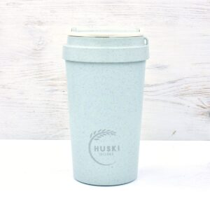 Huski Duck Egg Rice Husk Coffee Cup