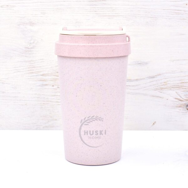 Huski Rose Rice Husk Coffee Cup
