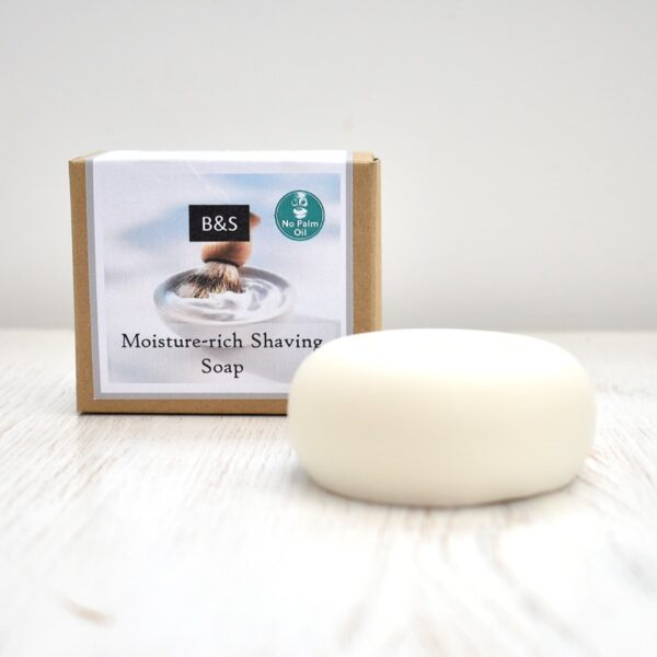 Bain & Savon Moisture Rich Shaving Soap Bar