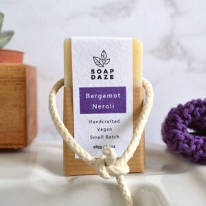 Soap Daze Bergamot & Neroli Soap On A Rope