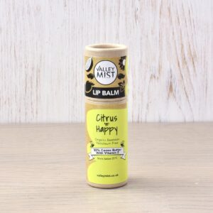 Valley Mist Citrus 'n' Happy Beeswax Lip Balm
