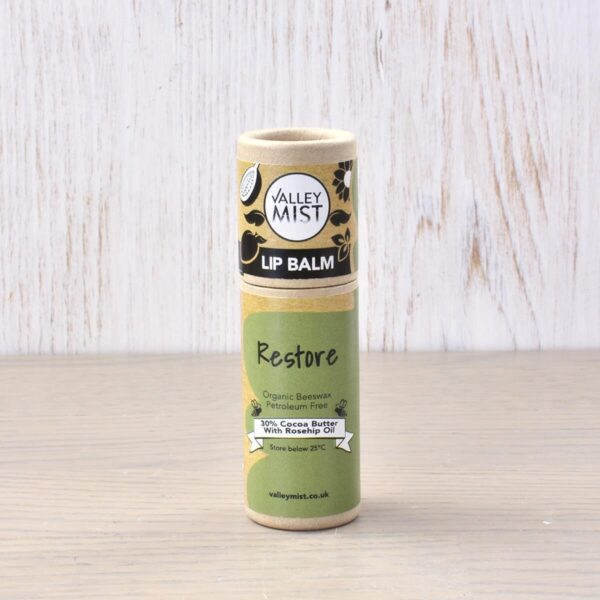 Valley Mist Restore Beeswax Lip Balm