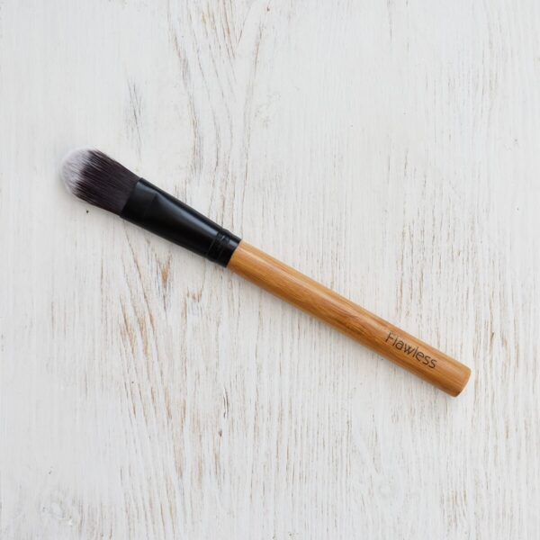 Flawless Bamboo Makeup Foundation Brush