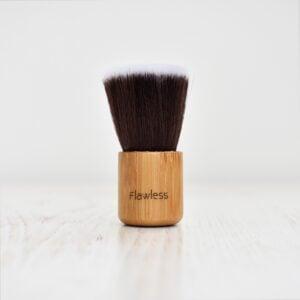 Flawless Bamboo Kabuki Makeup Brush