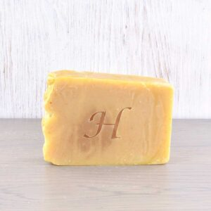 Hatton Lemony Shampoo Bar