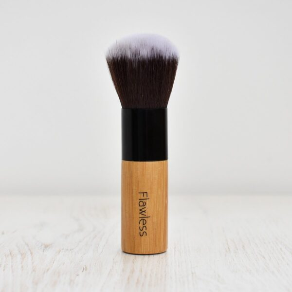 Flawless Bamboo Makeup Powder Brush