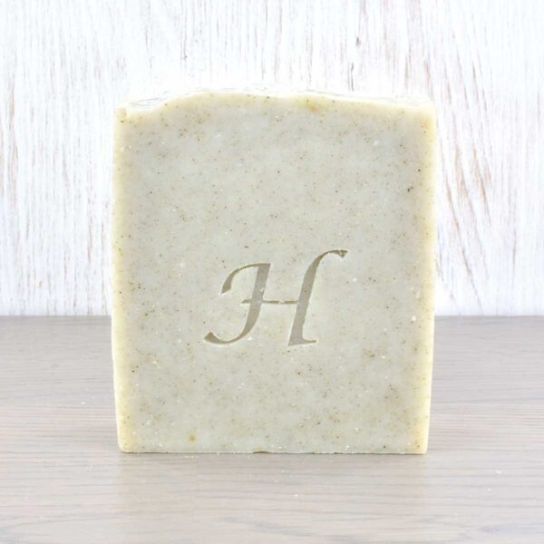 Hatton Handmade Soap bar, gardeners soap bar, vegan friendly, plastic-free,