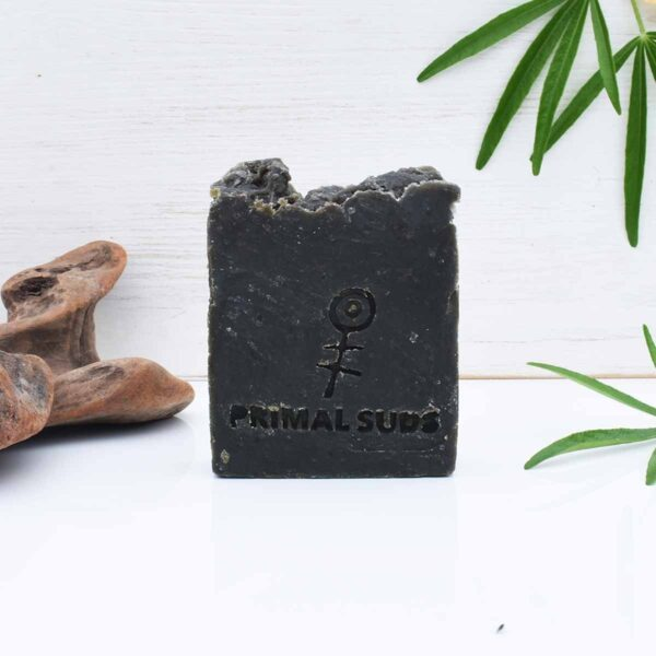 Primal Suds Green Grass Soap Bar
