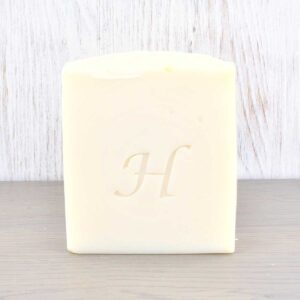 Hatton Handmade Soap bar, Pure soap bar, unscented , vegan friendly, plastic-free,