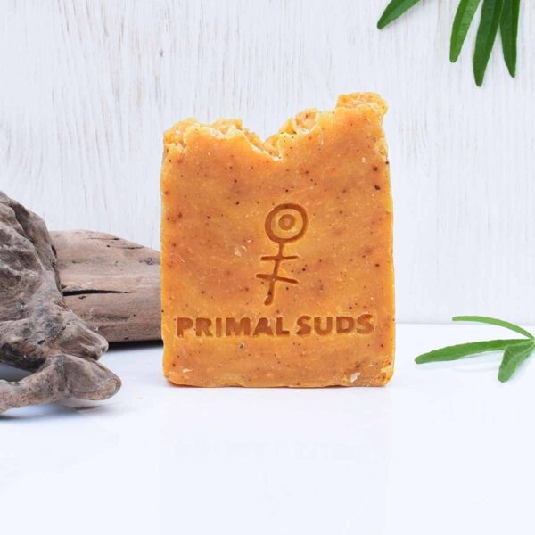 Primal Suds Xabon Zesty Soap Bar