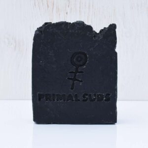 Primal Suds Black Soap Bar
