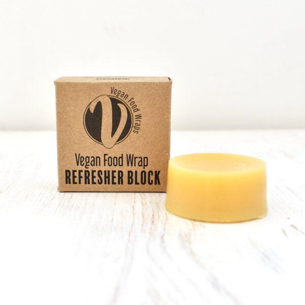 Vegan Food Wraps Vegan Wax Wraps Refresher Block