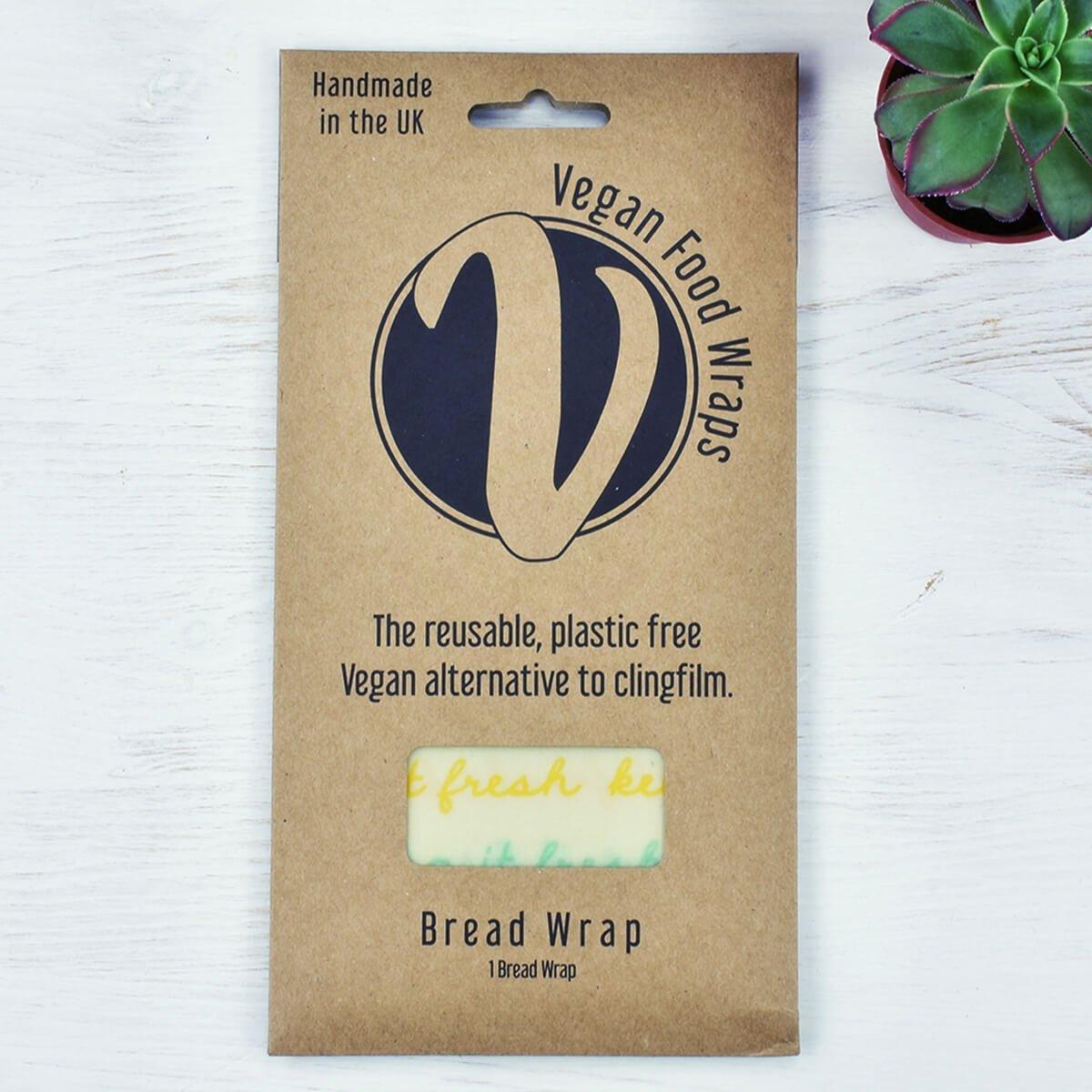 Vegan Wax Wraps Bread Wrap