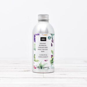 Bain & Savon Organic Vinegar Hair Rinse Oily Hair