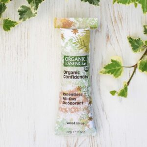 Organic Essence Wood Spice Natural Deodorant Stick