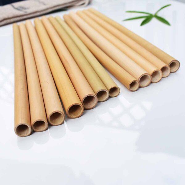 Bunkoza Reusable Bamboo Straws