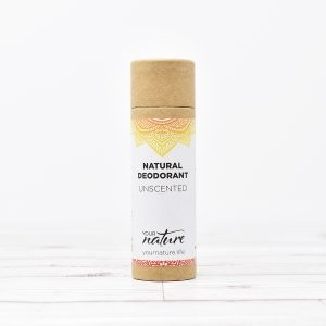 Your Nature Unscented Natural Deodorant Stick