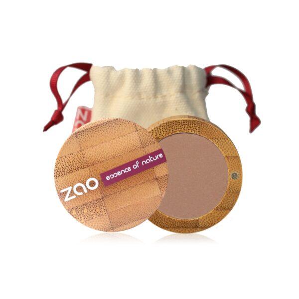 Zao Nude Matte Eyeshadow Case And Bag