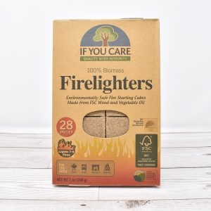 If You Care Biomass Firelighters 28 Pieces
