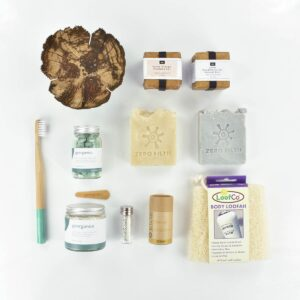 Ultimate Eco-Friendly Bathroom Kit