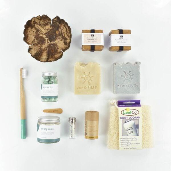 Ultimate Eco-Friendly Bathroom Kit