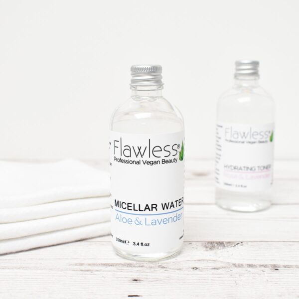 Flawless hydrating toner and micellar water